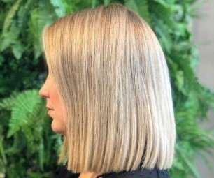 Bombshell Blonde at Jessica James